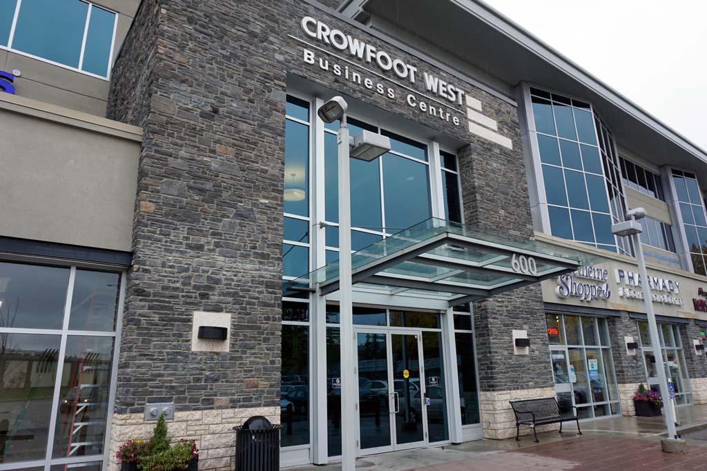 Crowfoot West Business Centre