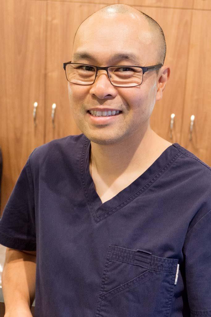 Dr. Eric C. K. Law   Calgary Endodontist   NW Endodontics