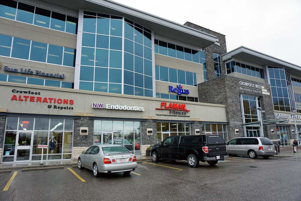 NW Endodontics Crowfoot Business Centre